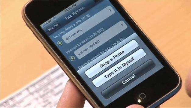 Smartphone apps can file taxes, check refunds | Newsday