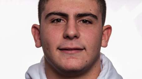 Commack's Joey Slackman appears during a photo shoot