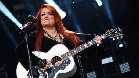 Wynonna got her start performing with her mother
