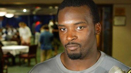2006: MATHIAS KIWANUKA, Defensive end, Boston College Drafted: