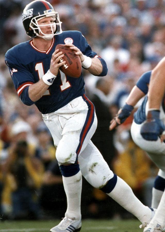 Super Bowl win: Super Bowl XXI Phill Simms
