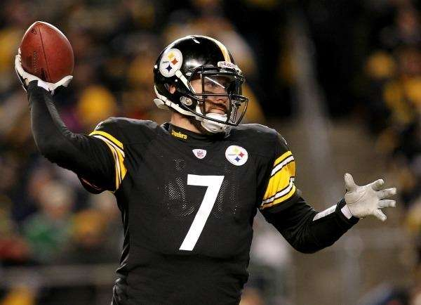 BEN ROETHLISBERGER, Pittsburgh Steelers Super Bowls won: Super