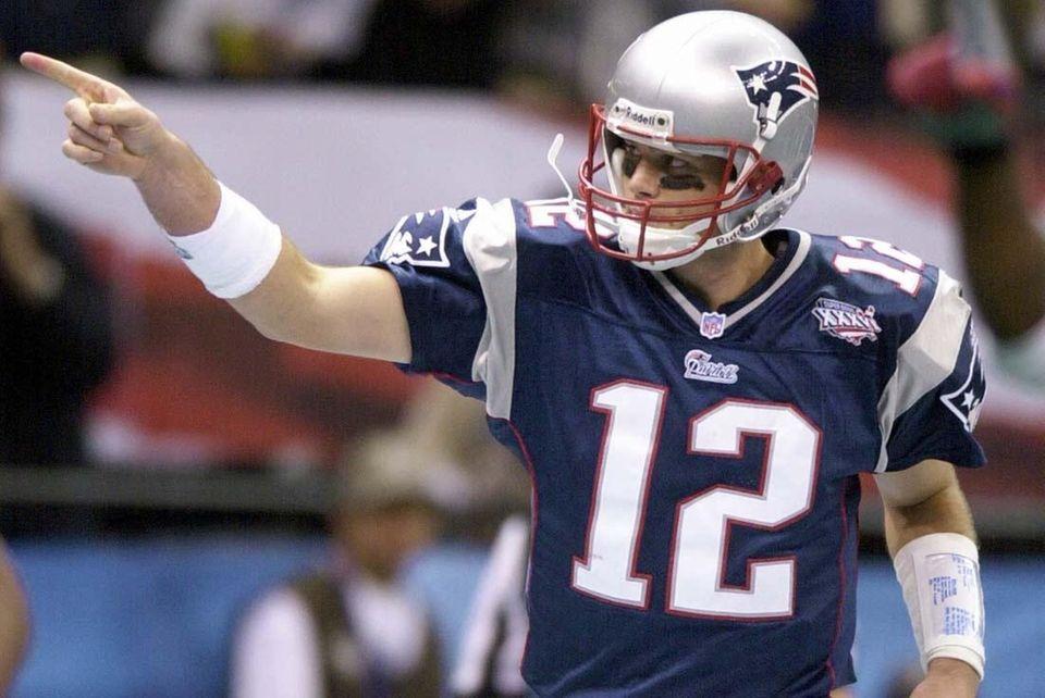 Super Bowl Winning Quarterbacks Newsday