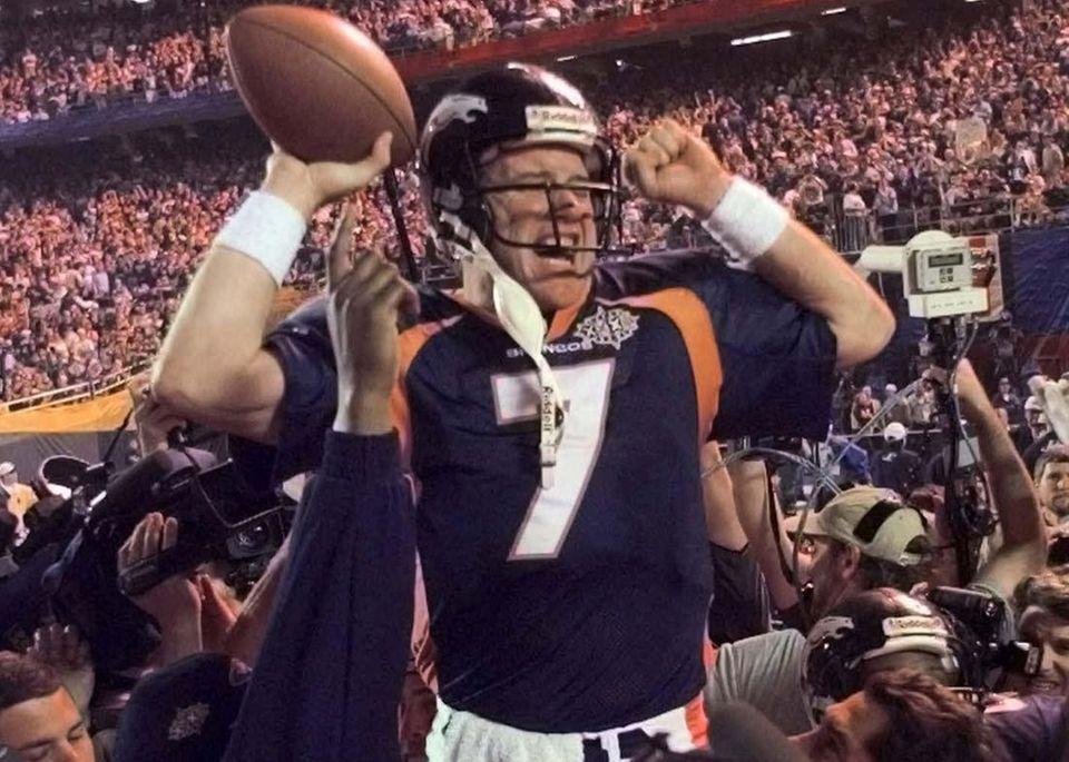 Super Bowls won: Super Bowl XXXII, XXXIII John