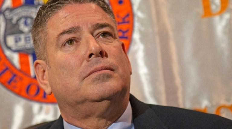 Nassau PBA President James McDermott criticized Curran for