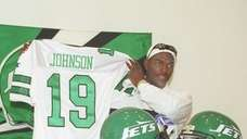 1996: KEYSHAWN JOHNSON, Wide receiver, USC Drafted: First