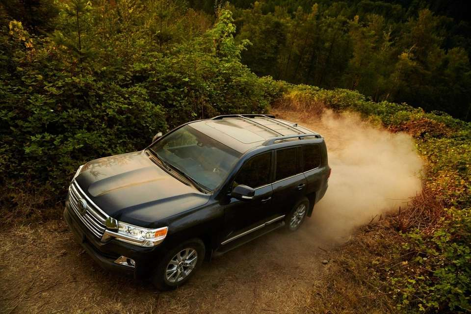 2017 TOYOTA LAND CRUISER is celebrating it's 60th
