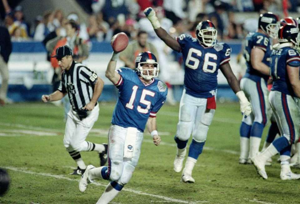 JEFF HOSTETLER, New York Giants Super Bowls won: