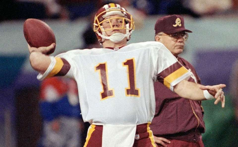 Super Bowl won: Super Bowl XXVI Mark Rypien