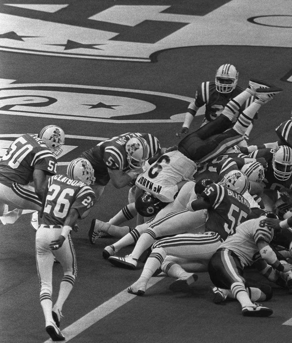 Super Bowls won: Super Bowl XX Jim McMahon