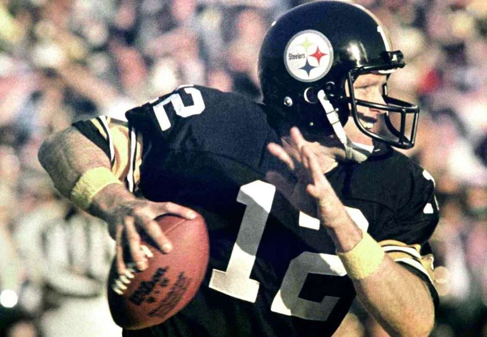 TERRY BRADSHAW, Pittsburgh Steelers Super Bowls won: Super