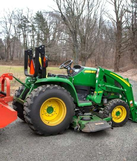 Tractor purchased for the Nassau County Museum of