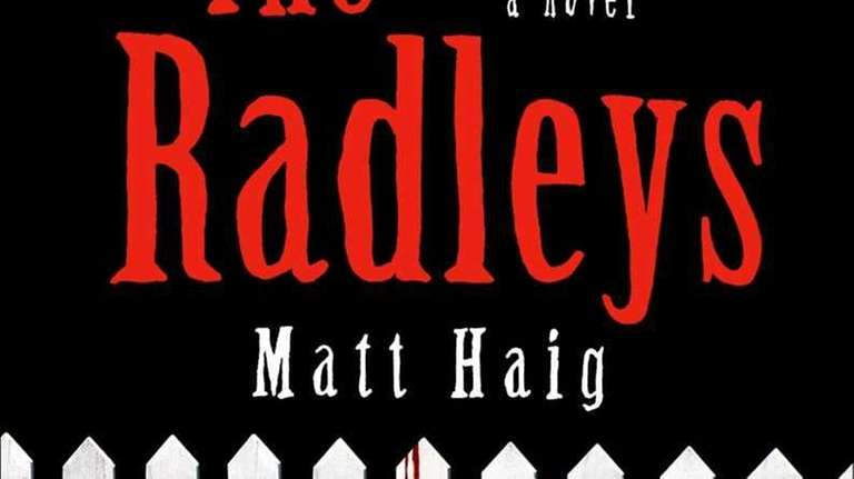 The Radleys Vampires Related By Blood Newsday