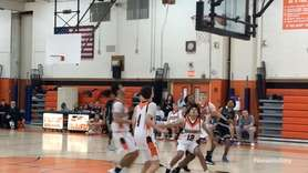 Elmont defeated host Carey, 75-36, in a Nassau
