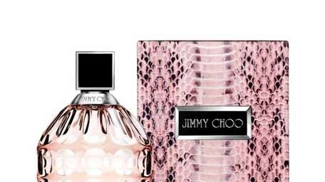 Jimmy Choo launches a their new fragrance ��Jimmy