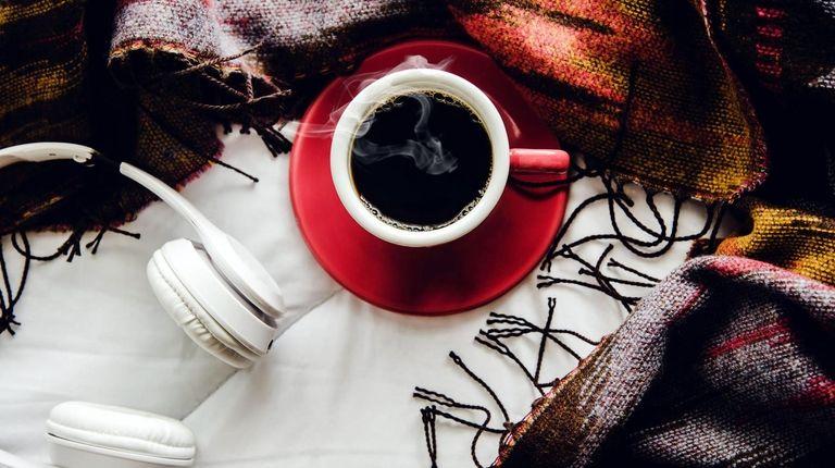 The health benefits of coffee go beyond caffeine.