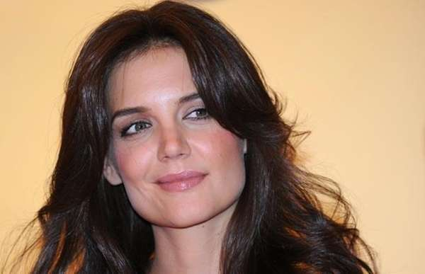 Katie Holmes, pictured in an undated photo, was