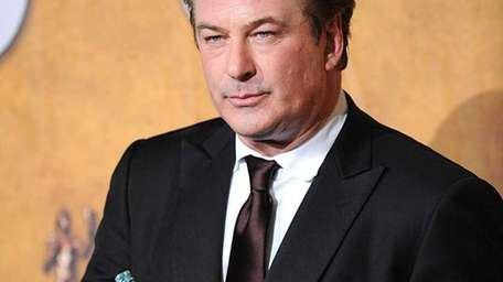 Actor Alec Baldwin who is also a New