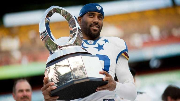 DeAngelo Hall, #23 of the Washington Red Skins