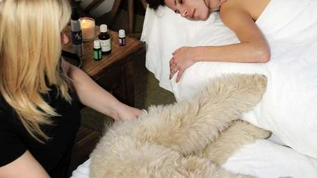 A tandem in-room massage is just one of