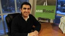 Murat Ozsu, in his Southampton office, founded innRoad