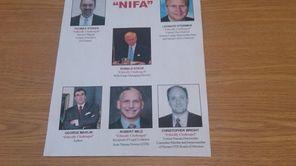 NIFA mugs