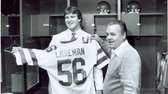 1989: JEFF LAGEMAN, Linebacker, Virginia Drafted: First round,