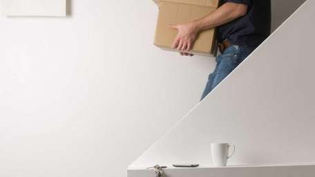 Moving House, Moving Office, Basement, Motion, Apartment, Staircase,