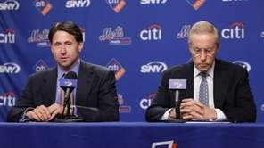 Although owners Jeff and Fred Wilpon won't want