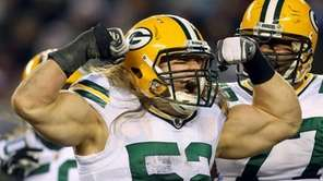 Green Bay linebacker Clay Matthews is the fourth