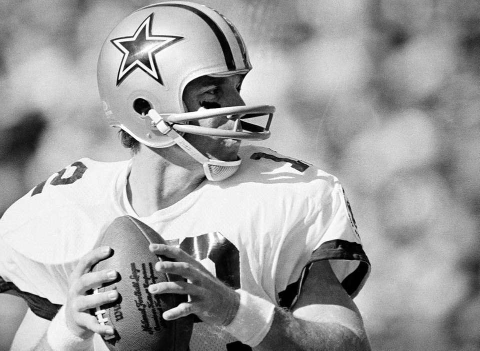 ROGER STAUBACH, Dallas Cowboys Super Bowls won: Super