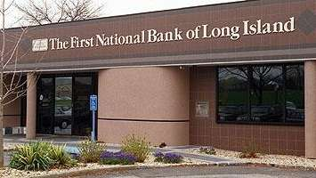 First National Bank of Long Island branch in