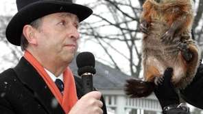 On Groundhog Day 2007, Malverne Mel did not