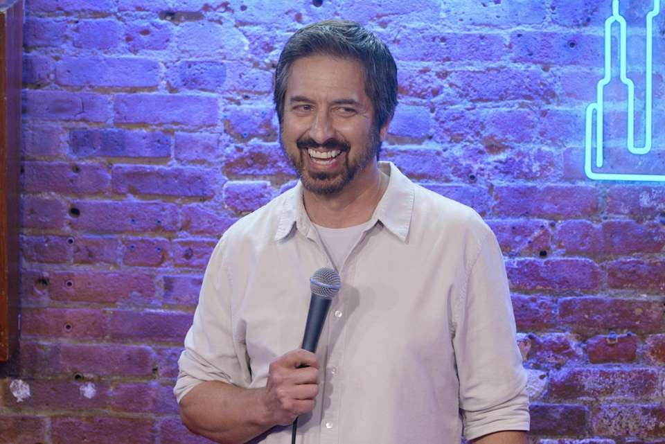 Emmy Award-winning actor and comedian Ray Romano, who
