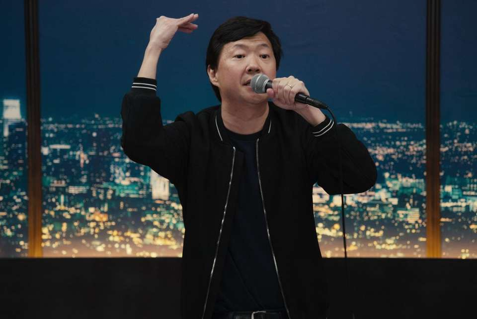 Actor comedian Ken Jeong -- popularly known for