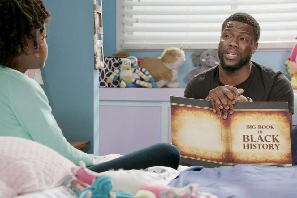 Join Kevin Hart in this new comedy and