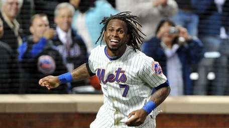 JOSE REYES, New York Mets Target: 662 runs