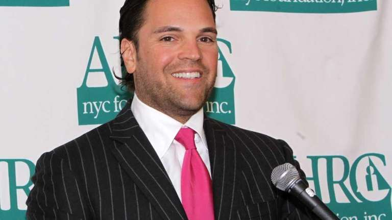 Former Mets catcher Mike Piazza at the 31st
