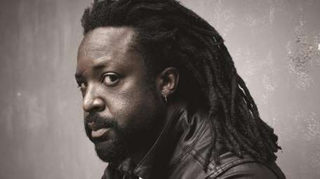 Marlon James is the author of