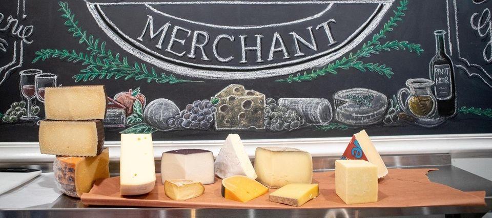 Village Cheese Merchant in Rockville Centre on Jan.