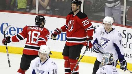 JASON ARNOTT, Devils Center Contract: UFA this summer,