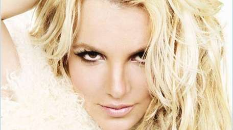 The cover of Britney Spears' new CD