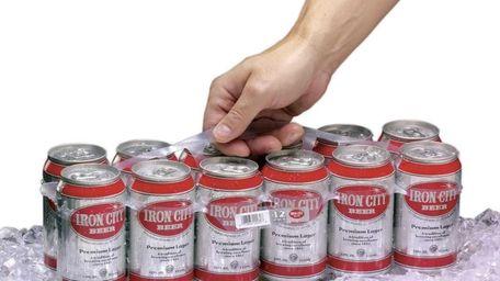 Pittsburgh's Iron City Beer