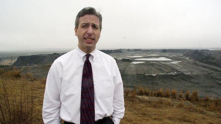 Doug Jacob, former finance adviser for the Town