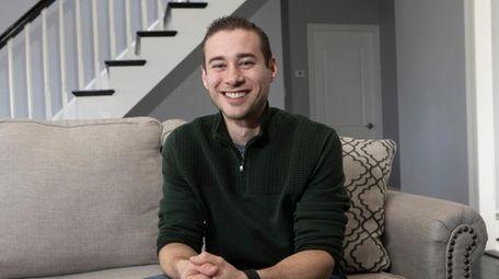 Russell Chertok, of South Setauket, a licensed social