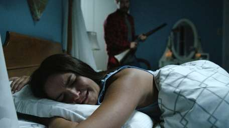 """Chelsea Ricketts as Dawn DeFeo in """"The Amityville"""