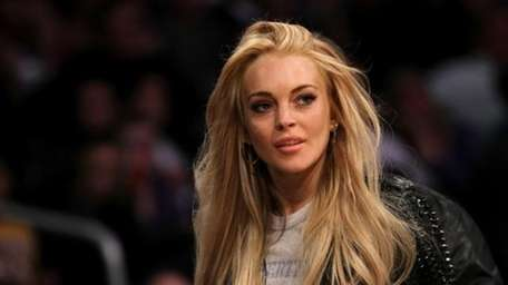 Lindsay Lohan faces up to three years in