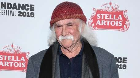David Crosby talks about his relationships with the