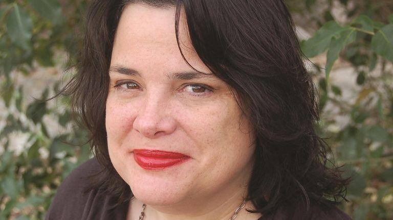 Elizabeth McCracken, author of