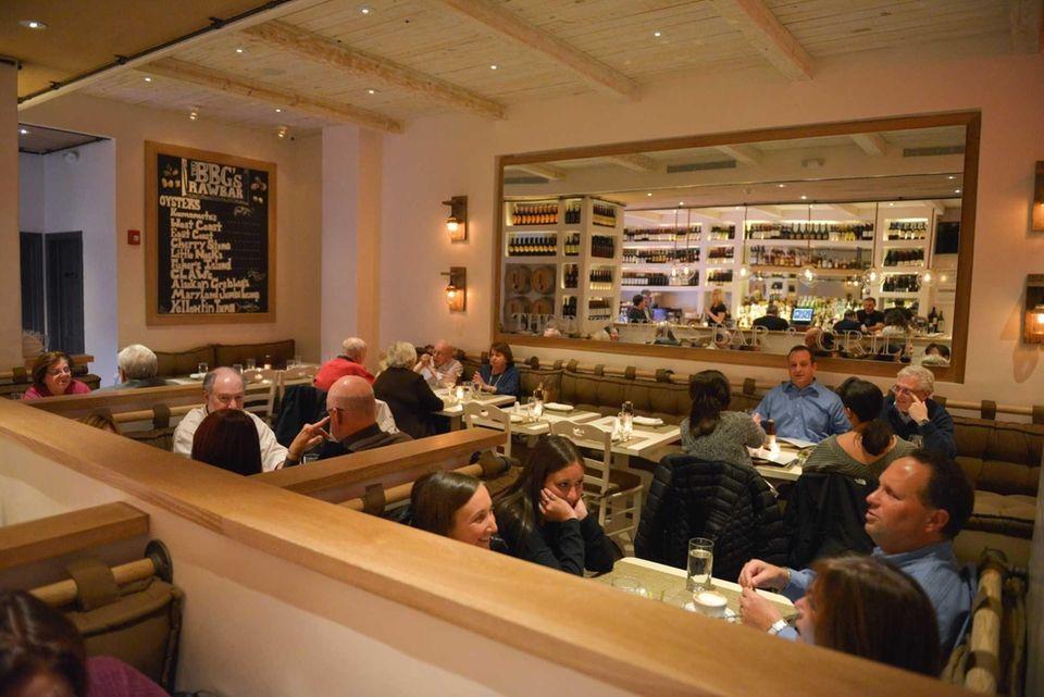 The Butcher's Bar & Grill (75A Hillside Ave.,